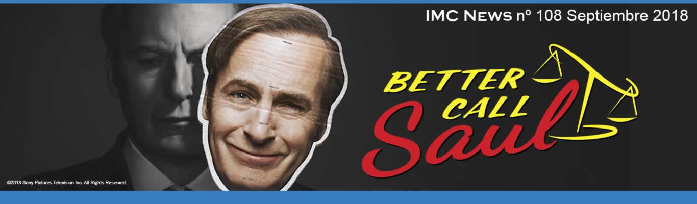 1-Better call Saul