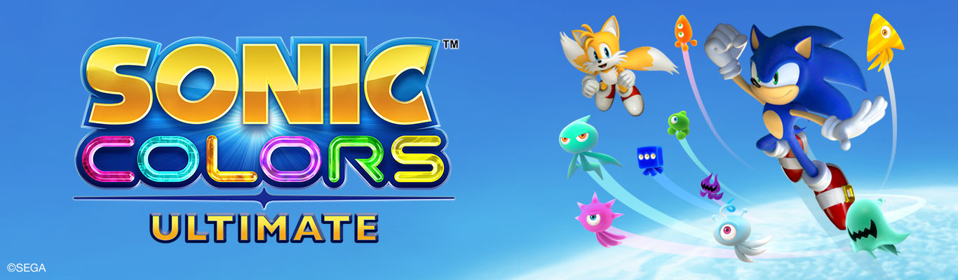 Banner home Nota Sonic Colors